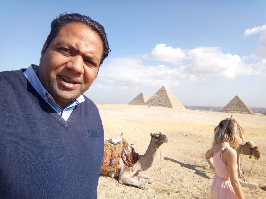 Guide Amir Al Jizah Tour Guide Egypt